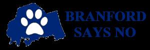 Branford Says No